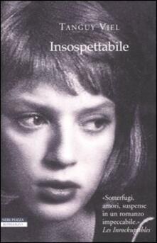 Insospettabile - Tanguy Viel - copertina