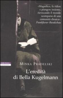 Fondazionesergioperlamusica.it L' eredità di Bella Kugelmann Image