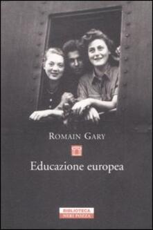 Educazione europea - Romain Gary - copertina