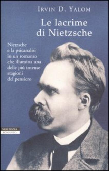 Le lacrime di Nietzsche - Irvin D. Yalom - copertina