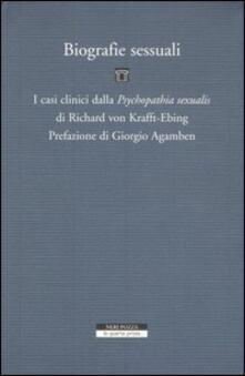 Winniearcher.com Biografie sessuali. I casi clinici dalla «Psychopatia sexualis» di Richard von Krafft-Ebing Image