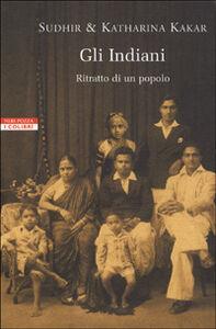 Libro Gli indiani Sudhir Kakar