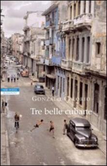 Tre belle cubane - Gonzalo Celorio - copertina
