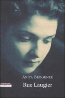 Rue Laugier - Anita Brookner - copertina