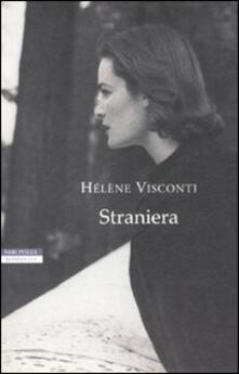 Straniera - Hélène Visconti - copertina