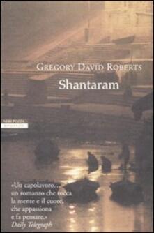 Shantaram - Gregory David Roberts - copertina