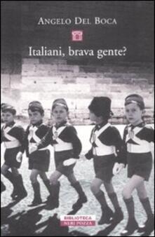 Camfeed.it Italiani, brava gente? Image