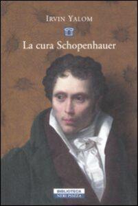 Libro La cura Schopenhauer Irvin D. Yalom