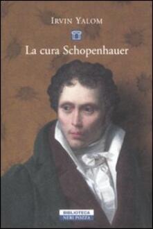 La cura Schopenhauer - Irvin D. Yalom - copertina