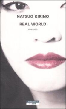 Real world - Natsuo Kirino - copertina