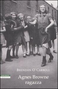 Agnes Browne ragazza - Brendan O'Carroll - copertina