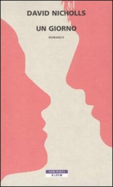 Un giorno - David Nicholls - copertina