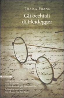 Milanospringparade.it Gli occhiali di Heidegger Image