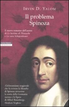 Il problema Spinoza - Irvin D. Yalom - copertina