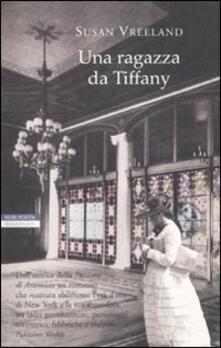 Una ragazza da Tiffany - Susan Vreeland - copertina
