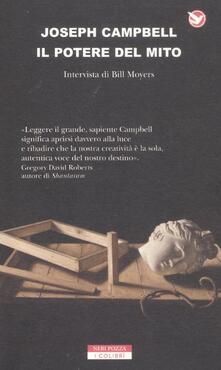 Il potere del mito. Intervista di Bill Moyers - Joseph Campbell - copertina