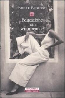 Educazione non sentimentale - Sybille Bedford - copertina