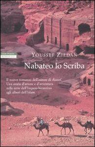 Libro Nabateo lo scriba Youssef Ziedan