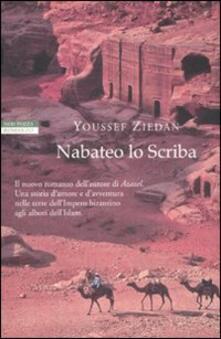 Listadelpopolo.it Nabateo lo scriba Image