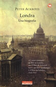 Letterarioprimopiano.it Londra. Una biografia Image