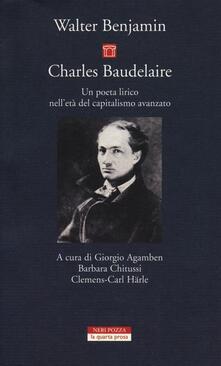 Nicocaradonna.it Charles Baudelaire. Un poeta lirico nell'età del capitalismo avanzato Image
