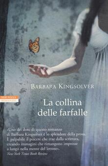 La collina delle farfalle - Barbara Kingsolver - copertina