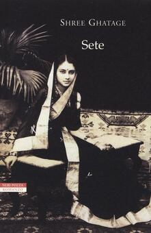 Sete - Shree Ghatage - copertina
