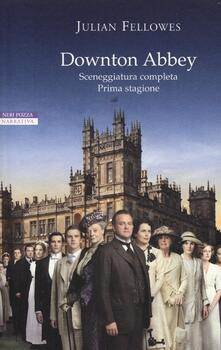 Valentinavalontano.it Downton Abbey. Sceneggiatura completa prima stagione Image