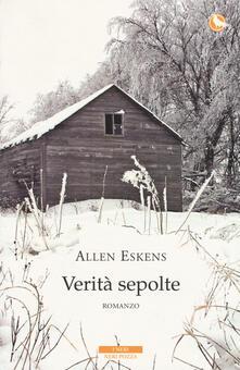 Verità sepolte - Allen Eskens - copertina