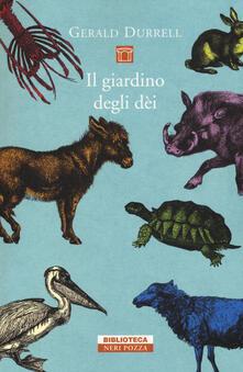 Il giardino degli dei - Gerald Durrell - copertina
