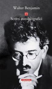 Copertina  Scritti autobiografici