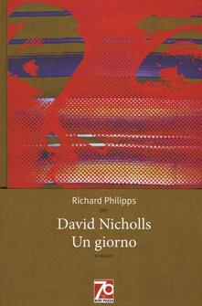 Un giorno. Ediz. speciale - David Nicholls - copertina