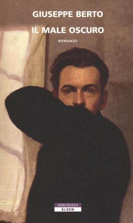 Il male oscuro - Giuseppe Berto - copertina