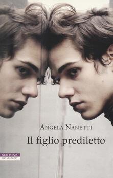 Il figlio prediletto - Angela Nanetti - copertina