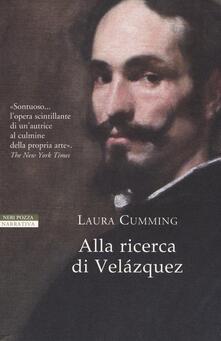 Alla ricerca di Velazquez - Laura Cumming - copertina