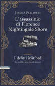 Libro L' assassinio di Florence Nightingale Shore Jessica Fellowes