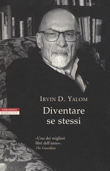 Diventare se stessi - Irvin D. Yalom - copertina