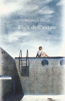 Figli dell'estate - Monika Held - copertina