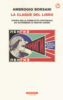 La claque del libro - Ambrogio Borsani - copertina