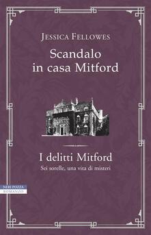 Scandalo in casa Mitford. I delitti Mitford - Jessica Fellowes - copertina