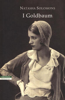 I Goldbaum - Natasha Solomons - copertina