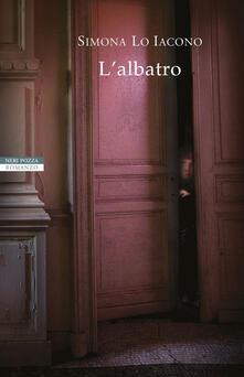 L' albatro - Simona Lo Iacono - copertina