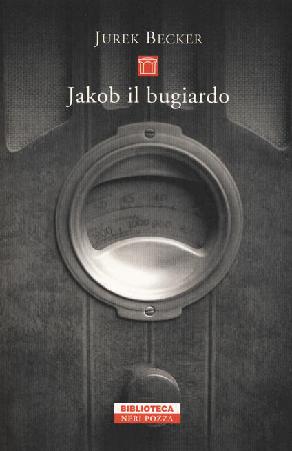 Jakob il bugiardo - Jurek Becker - copertina