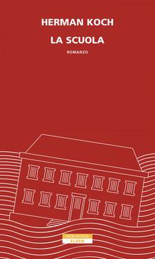 La scuola - Herman Koch - copertina