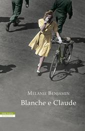 Copertina  Blanche e Claude