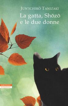 Nicocaradonna.it La gatta, Shozo e le due donne Image