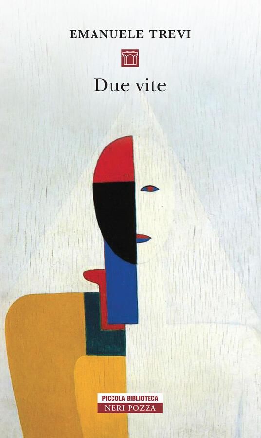 Due vite - Emanuele Trevi - copertina