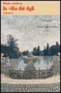 Libro La villa dei tigli Liliana Weinberg