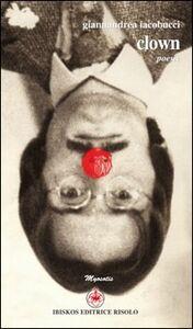 Libro Clown Giannandrea Iacobucci