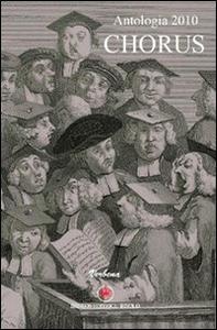 Libro Chorus 2010